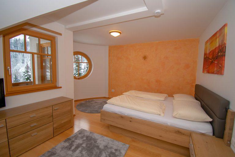 Villa Salza Obergeschoß - Elternschlafzimmer