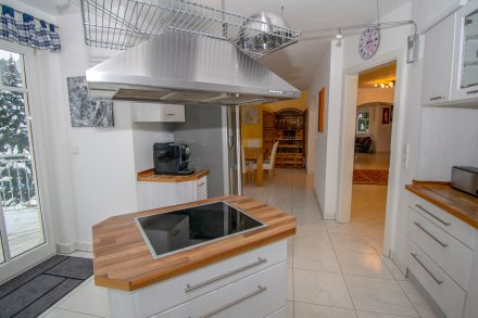 Villa Salza Erdgeschoß - Küche