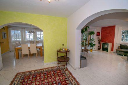 Villa Salza Erdgeschoß - Vorraum