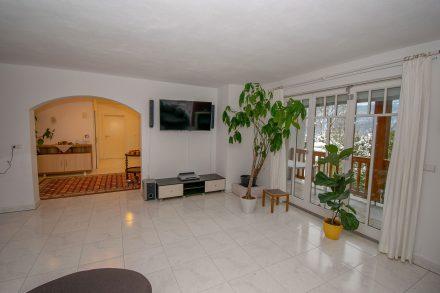 Villa Salza Erdgeschoß - Wohnzimmer